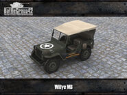 Willys MB render 3