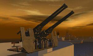 Bofors quad