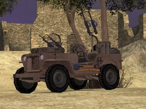 Willys MB SAS 1