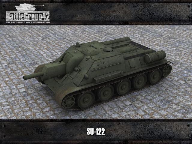 File:SU-122 render.jpg