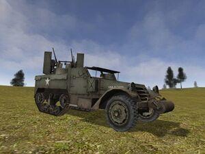 M16 Multiple Gun Motor Carriage 1