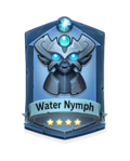 3 Water Nymph