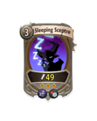 Magic - Rare - Sleeping Sceptre