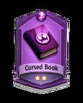 1 Cursed Book