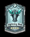 3 Lightning Bird