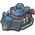 Veh tank snowplow icon