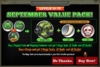 September Value Pack