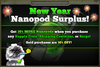 New Year Nanopod Surplus