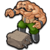S trooper strongman icon