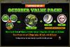 October Value Pack 40-54