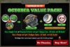 October Value Pack