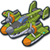 Air seaplane icon