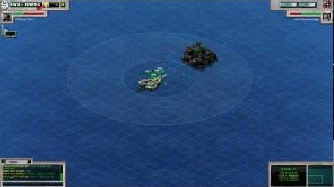 Battle Pirates How to kill lvl 31 turrets! Base Invaders II-0