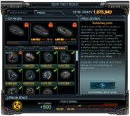 Deathstroke Event Prizes