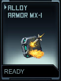 Alloy Armor MX-1