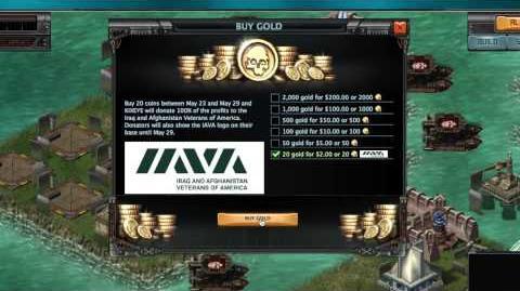 Battle Pirates IAVA Drive