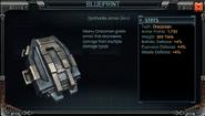 Zynthonite Armor D4-U