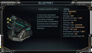 Impulse Launcher D92-S Stats