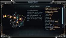 MagmaThrower