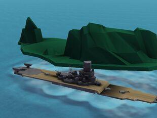 Giant Yamato