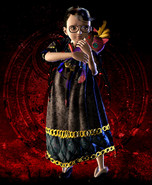 Child Bayonetta Model