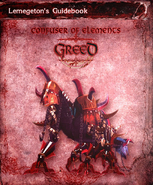 Greed Page