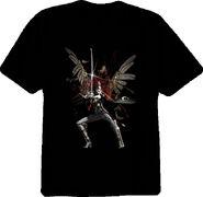 Bayonetta Black T-Shirt 2