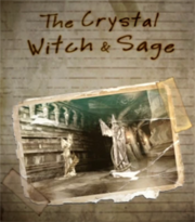 The Crystal Witch and Sage