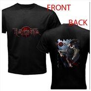 Bayonetta Black T-Shirt 4
