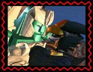 Tigatron and Airazor