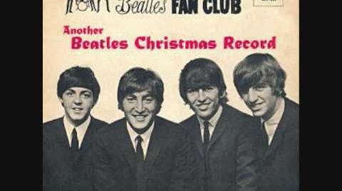 The Beatles - Christmas Record 1964-0