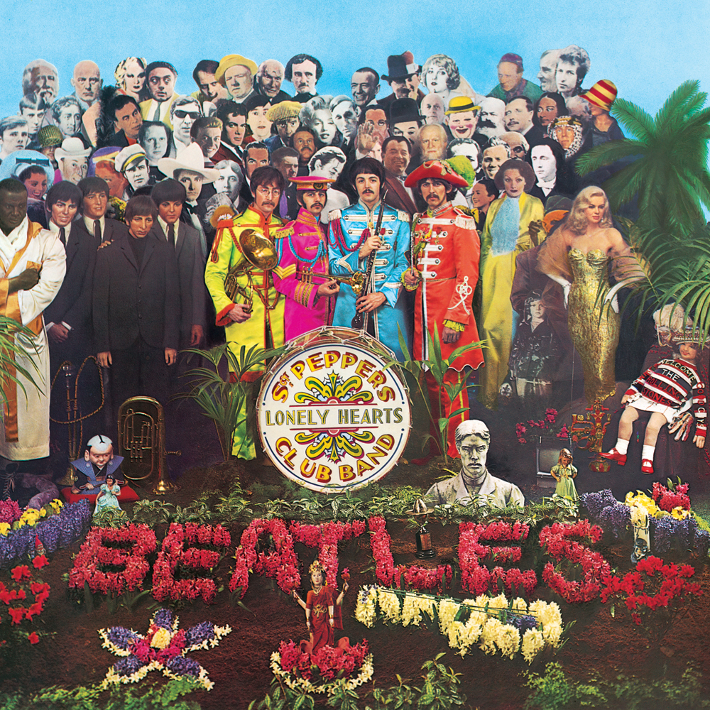 sgt pepper 39 s lonely hearts club band album the beatles wiki fandom powered by wikia. Black Bedroom Furniture Sets. Home Design Ideas