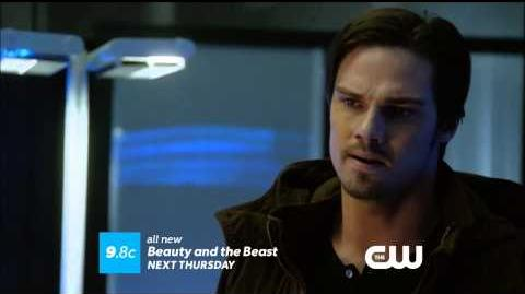 Beauty and the Beast Promo 1x19 - Playing with Fire Legendado
