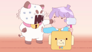 Puppycat insulted