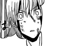 Disheartened Furuichi