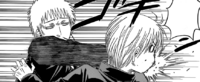 Kanzaki Punches Furuichi