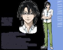 Kaname-profile
