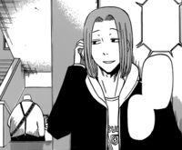 Natsume Spies On The Poltergeists