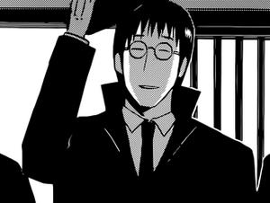Takamiya's Father