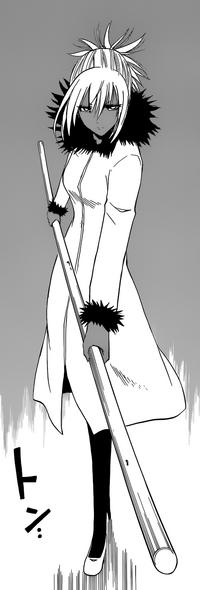 Suzune Suzumura Full Body