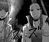 Maaya & Yukino With Their Weapons
