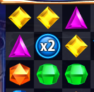 Multiplier Gem- Bejeweled Blitz Facebook
