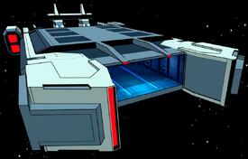 Aggregor ship
