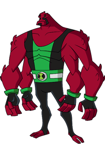 File:Fourarms-Omniverse 16-Years Old.png