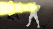 White's armour powers