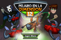 Ben 10 – Peligro En La Dimension 12