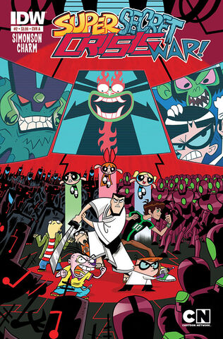 File:SUPER SECRET CRISIS WAR! Issue 2.jpg