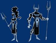 Celestials warriors