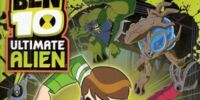 Ben 10 Sticker Album