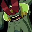 Vilgax character